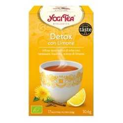 YOGI TEA® Detox con Limone