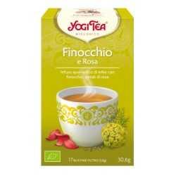 YOGI TEA® Finocchio e Rosa