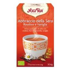 YOGI TEA® Abbraccio della Sera Rooibos e Vaniglia