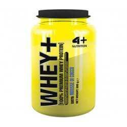 Whey 4+ Nutrition