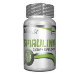 Biotech USA Spirulina Foog Supplement