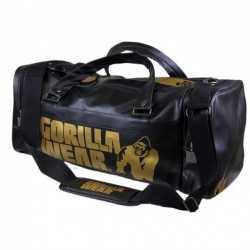 Gorilla Wear Borsa Nero Oro 2.0