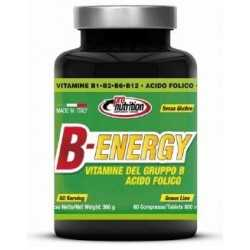 Pro Nutrition B-Energy 60CPR
