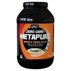 QNT Zero Carbo MetaPure 1kg Whey Isolate