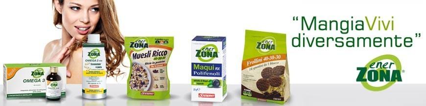 EnerZona mangiare sano su Fitness e Benessere
