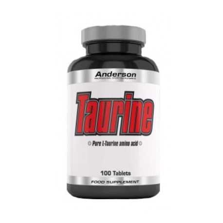 Anderson Taurine 100 cps