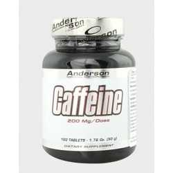 Anderson Caffeine 100 Tablets