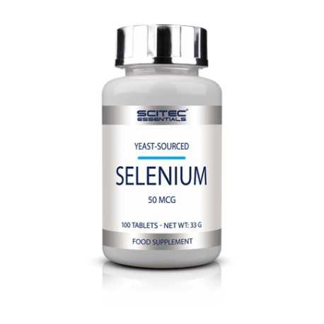 Scitec Nutrition Selenium 100Tablets