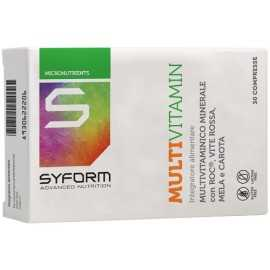 Syform  Multivitamin 30 Compresse