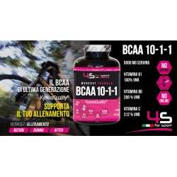 4S For Sport Bcaa 10:1:1...